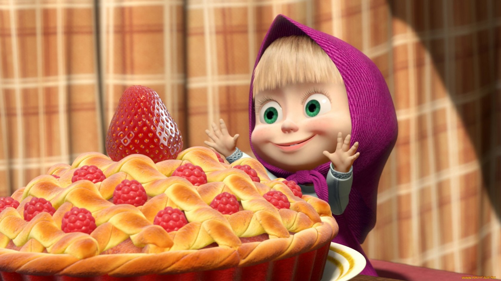 How Russian Animation Masha And The Bear Won The Hearts Of