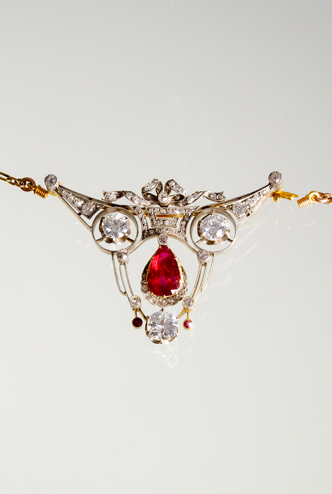 The Russian Imperial Jewelers That Time