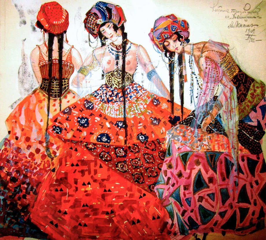 Sergei Diaghilev: The man behind the 'Russian Revolution' in art