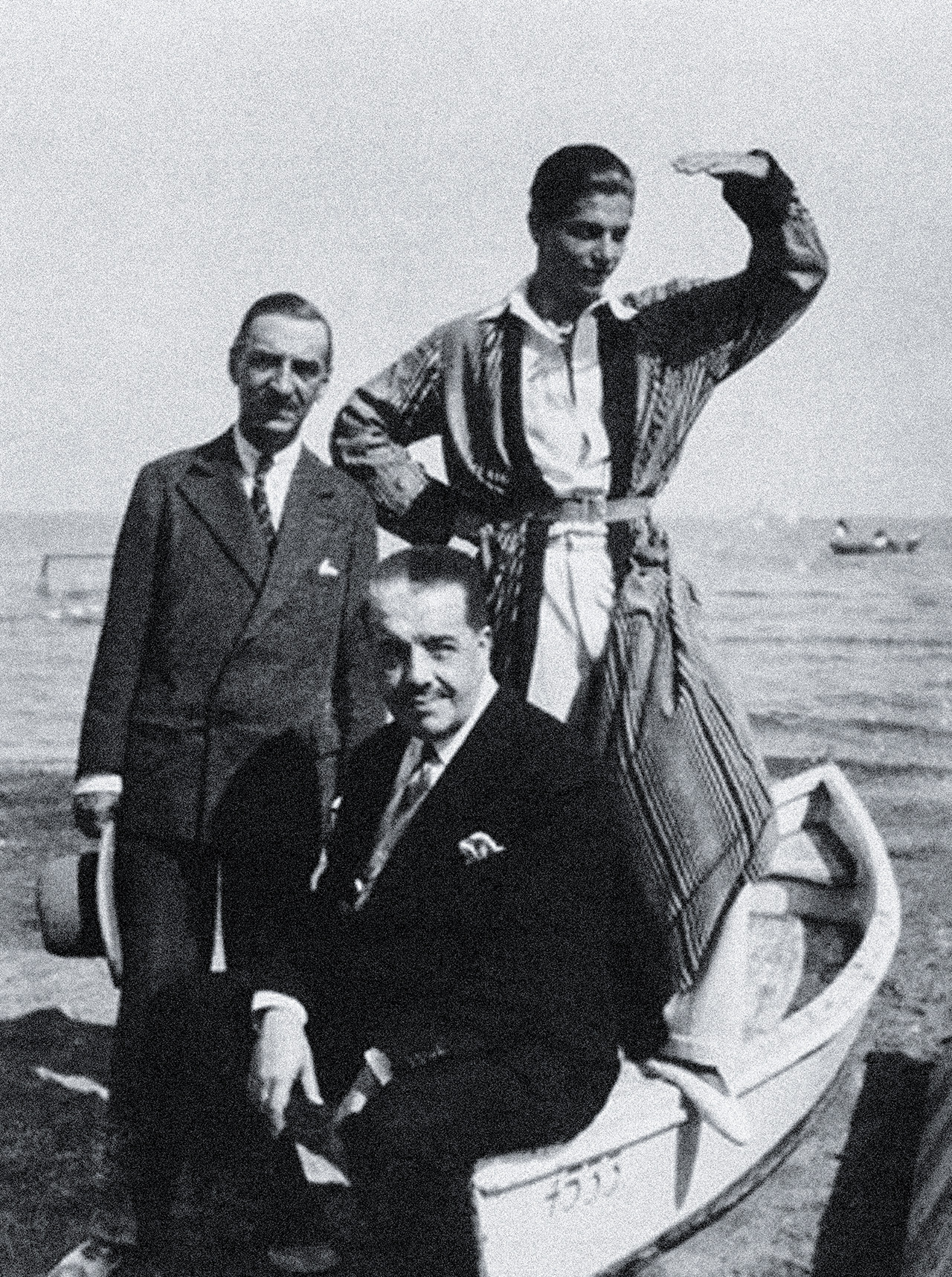 a biography of sergei diaghilev a founder of the ballets russes Portrait of sergei diaghilev by valentin serov  born in 1872, diaghilev had the  kind of privileged childhood you might read about  a jean cocteau poster for  diaghilev's ballets russes performances in monte-carlo  both ninette de  valois, founder of the royal ballet and birmingham royal ballet, and.